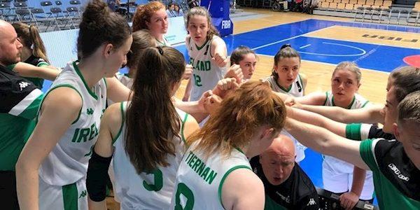 Heartbreak for Ireland U20 women as European Championship semi-final bid ends