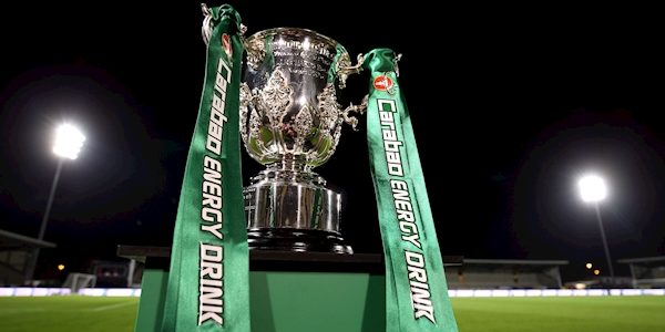 One all-Premier League tie in Carabao Cup second round