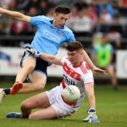 Ciarán Archer and Keith Ricken win U20 Footballer and Manager of the Year awards
