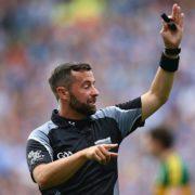 David Gough to referee Dublin-Kerry All-Ireland final
