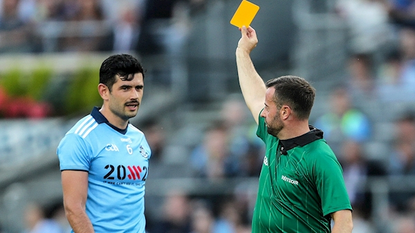 'You need a neutral referee': O'Mahony joins Fitzmaurice call against Gough refereeing All-Ireland final