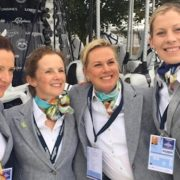 Ireland will have a Dressage team in the Olympics for the first time in history