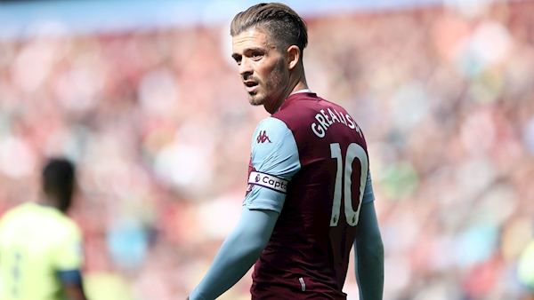 Jack Grealish calls on Aston Villa to cut out errors