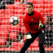 Hearts sign goalkeeper Joel Pereira from Manchester United