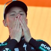 'I can't believe it': Sam Bennett wins back-to-back stages at BinckBank Tour