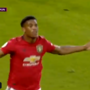 What a goal from Anthony Martial. Absolutely sensational!  🔥 🔥