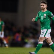 'Bizarre' eye injury rules Sean Maguire out of Switzerland clash