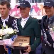 Shane Breen wins €350,000 Longines Grand Prix of Ireland