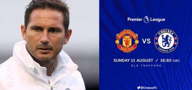 Chelsea Reveal Their Squad To Play United And Fans Are Absolutely Fuming