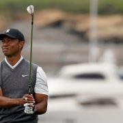 Tiger Woods plays down injury scare ahead of The Northern Trust