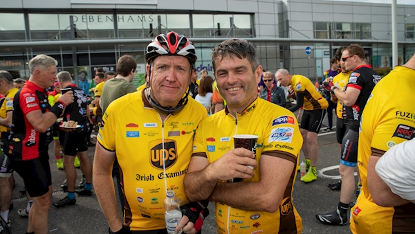 Tour de Munster charity cycle comes to an end after four days