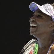 Venus Williams fells defending champion as sister Serena withdraws in Cincinnati