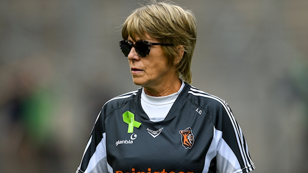 Kilkenny manager Ann Downey steps down