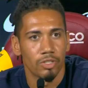 "WATCH: Chris Smalling calls Roma ""big club who has got big aspirations"""