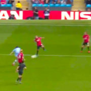WATCH: Caroline Weir scores stunner in first ever women's Manchester Derby