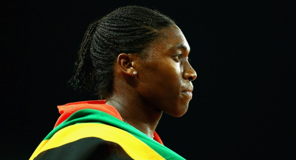 Caster Semenya starts 'new journey' by joining South African football team