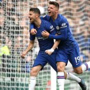 Lampard celebrates first home win as Chelsea see off Brighton