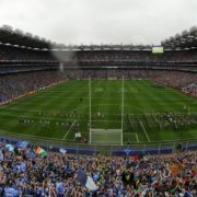Fighting breaks out between Dublin and Kerry supporters during final replay
