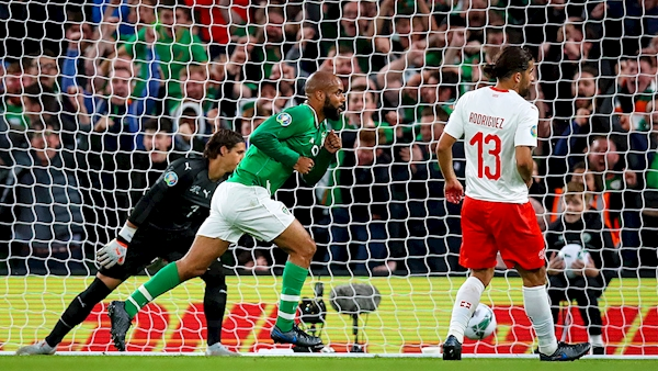 Injuries rule McGoldrick and Robinson out of Bulgaria match