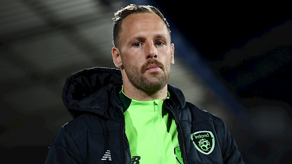 'We endured a year other couples won't go through in 50 years': David Meyler on dealing with grief