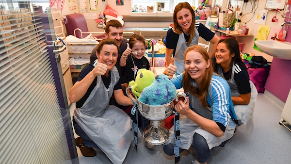 'If Mick stays, I can't see any of us going anywhere,' says Dublin Ladies Football selector
