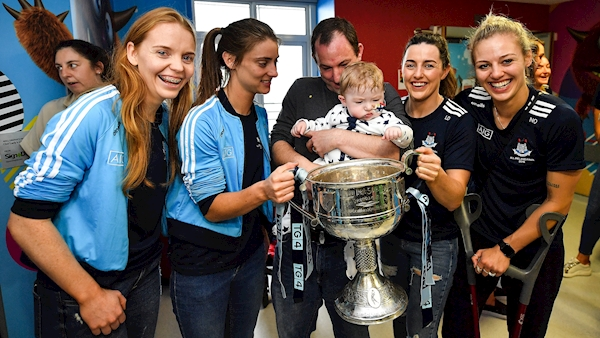 Dublin's Nicole Owens 'hoping to be back on the pitch for championship next season'