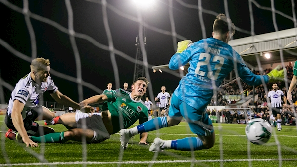 League of Ireland/FAI Cup wrap: Dundalk inflict third defeat in eight days on Cork