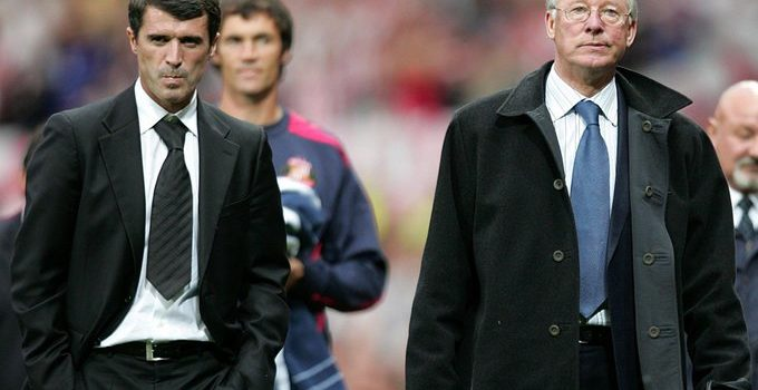 Roy Keane claims Sir Alex Ferguson didn't always do what was best for United