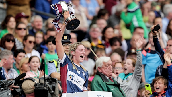 Westmeath come from seven points behind to secure intermediate Camogie title