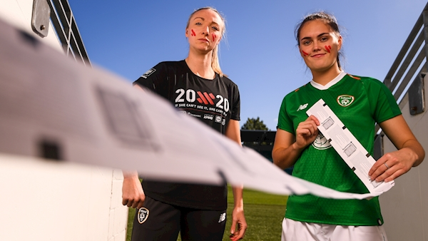 Republic of Ireland women's team hoping for record crowd at EURO 2021 qualifier