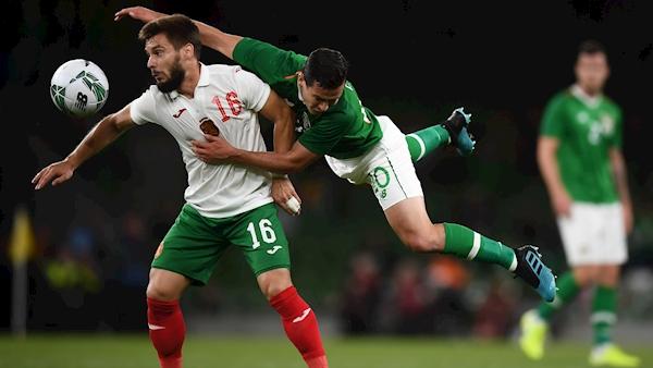 Ireland V Bulgaria player: How the team fared