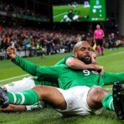 McGoldrick's first Ireland goal snatches late draw against Switzerland