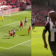 WATCH: Jetro Willems Scores A Top Bins Rocket At Anfield