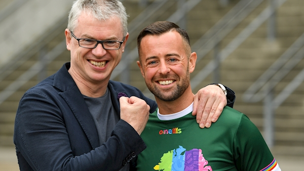 'He apologised. We got on with life': David Gough on his phone call with Joe Brolly