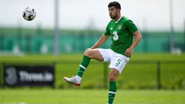 John Egan to captain Ireland against Bulgaria tonight
