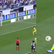 WATCH: Juventus Concede The Most FIFA Goal Of All Time