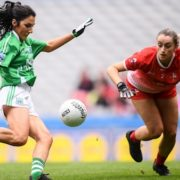 Louth secure All-Ireland Junior ladies football title
