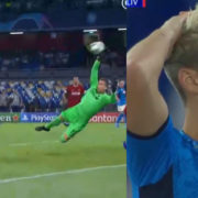 WATCH: Adrian Stops A Certain Goal With A Brilliant Save!