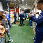 WATCH: Matic Waited Outside Portugal Dressing Room After 4-2 Loss So His Son Could Get A Photo With Ronaldo