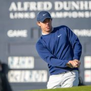 Lowry and Harrington best of the Irish as  Alfred Dunhill Championship lead is shared
