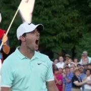 Rory McIlroy named PGA Tour player of the year by fellow players