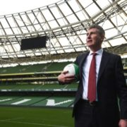 Ireland U21 boss Stephen Kenny in Swedish hospital after becoming unwell