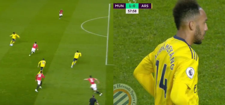 WATCH: VAR Overrules Offside And Gives Arsenal A Goal! VAR Works!