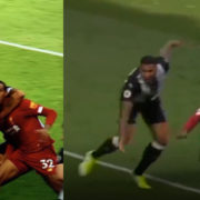 WATCH: Matip Doesn't Get Blatant Penalty Against Newcastle, What's The Point Of VAR?!