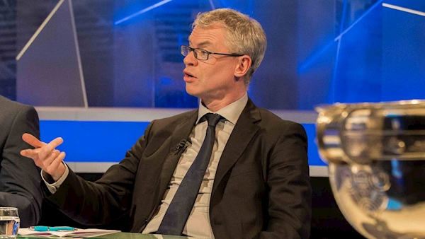 Rochford to replace Brolly on RTÉ's live TV panel for All-Ireland final replay