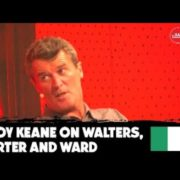VIDEO: Roy Keane takes aim at Irish players | Walters, Arter, Ward