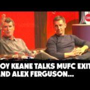 WATCH: 'I don't forgive Alex Ferguson' | Roy Keane details Man United exit with Gary Neville