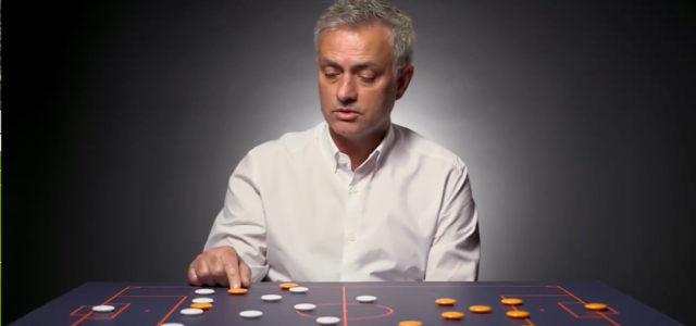 WATCH: José Mourinho explains how his Inter Milan stopped Lionel Messi in 2010