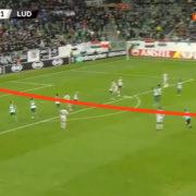 WATCH: Rafael Forster scores Roberto Carlos-esque thunderbastard against Ferencvaros