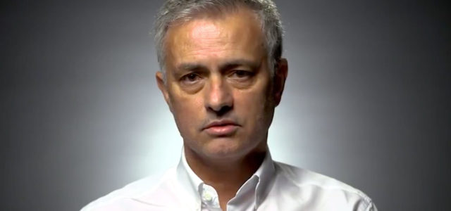 WATCH: José Mourinho lists what he is looking for in his next club.